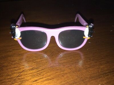 American Girl Bitty Baby sunglasses glasses penguin Wild Things Zoo Fun outfit