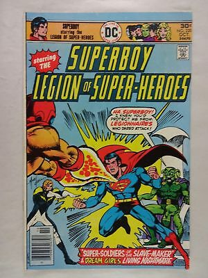 Superboy 220 VF- Legion of Super Heroes Mike Grell