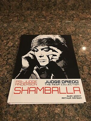 Judge Dredd Mega Collection Book 5/Spine 10 - Psi-Judge Anderson: Shamballa