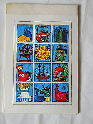 1970 Stanley Home Get Acquainted Notebook, Stanhome Hostees Party