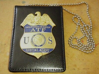 Supernatural - Dean Winchester - ATF Badge ID - Movie Prop