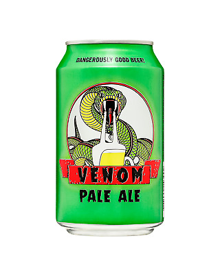 Venom Pale Ale Can 330mL case of 24