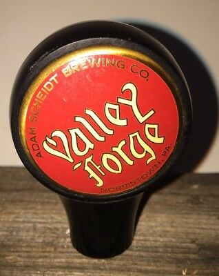 Adam Scheidt Brewing Co Norristown Pennsylvania Beer Brewery Ball Knob Tap