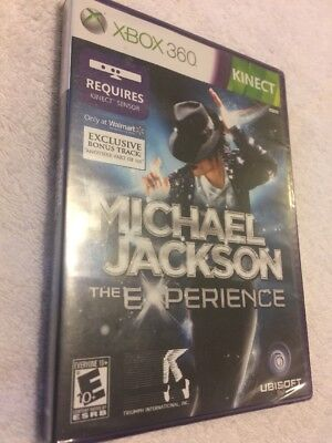 Michael Jackson: The Experience (Microsoft Xbox 360, 2011)