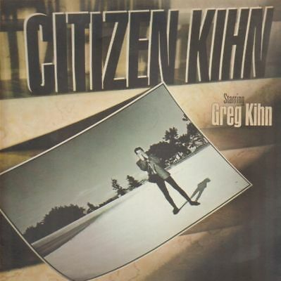 Greg Kihn Citizen Kihn NEAR MINT EMI Vinyl LP