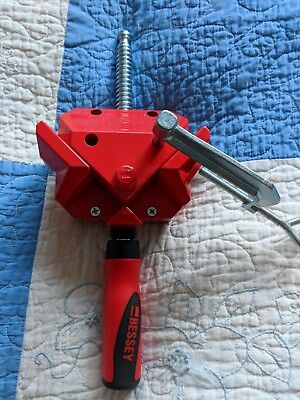 Bessey Right Angle Corner Clamp Woodworking Tool