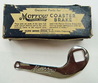 NEW OLD STOCK MORROW Coaster BRAKE ARM antique bicycle #123