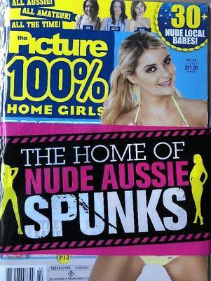 The Picture Magazine 100% Home Girls Issue 109 Jan Feb 2018 Restricted Edition