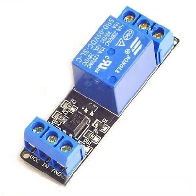 T8 1x relay module optocoupler isolation module low voltage control high volta D