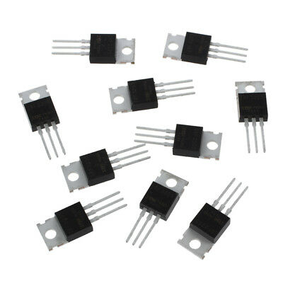 T8 10pc IRF3205 IRF3205PBF Fast Switching Power Mosfet Transistor / N Channel S