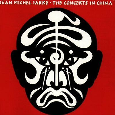 Jean Michel Jarre The Concerts In China 2 Cd Album Set  New/mint