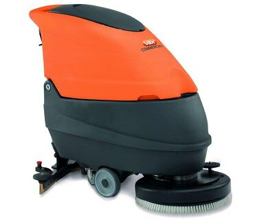 Vax Commercial VCSD-04 Walk Behind Scrubber Dryer