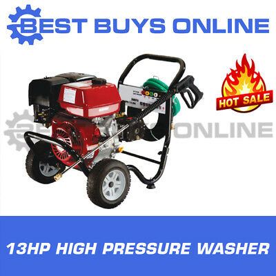 13HP HIGH PRESSURE WASHER CLEANER BEST BUYS ONLINE Pressure Cleaner Gurney