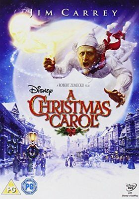 A Christmas Carol [DVD] by Jim Carrey - DVD  GMLN The Cheap Fast Free Post