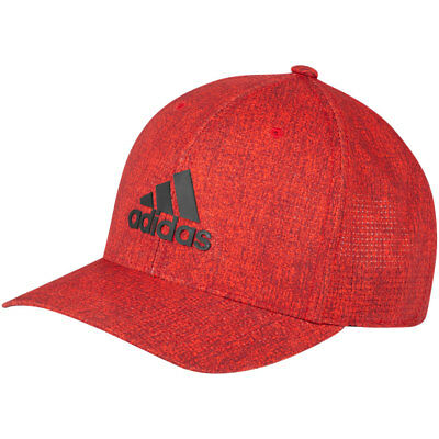 ADIDAS HEATHER PRINT Snapback Golf Hat Cap 2018 Adjustable New ... ae38740268f8