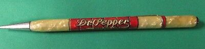 Dr Pepper Mechanical Pencil From The 1940's With Drink A Bite To Eat Slogan