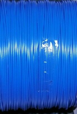 Stranded equipment wire blue x  10 metres 7/0.2mm for hornby peco dc