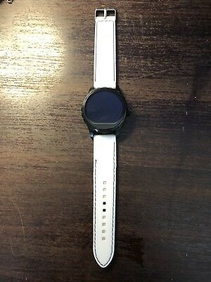 fossil smart watch Dw2a Perfect Condition No Charger