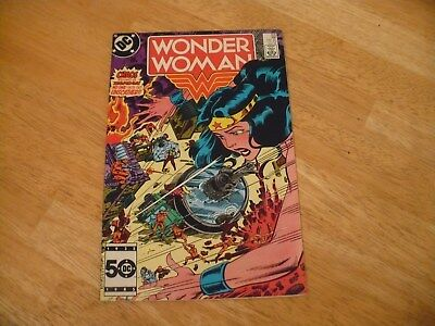 Wonder Woman #326 (JULY 1985, DC) (8.0 VF) - VERY NICE CONDITION
