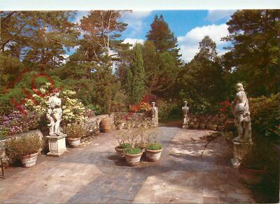 Picture Postcard- Glenveagh Gardens, The Italian Terrace