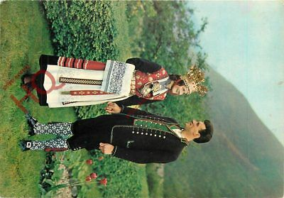 Picture Postcard- Norway, Bridal Couple From Hardanger