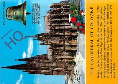 Picture Postcard: Cologne, Koln, The Cathedral