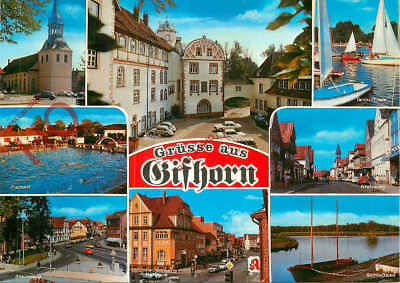 Picture Postcard: Gifhorn (Multiview)