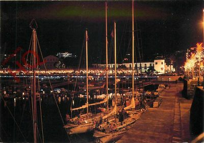 Picture Postcard: Madeira, Funchal Marina, At Night