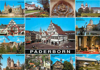 Picture Postcard: Paderborn (Multiview)