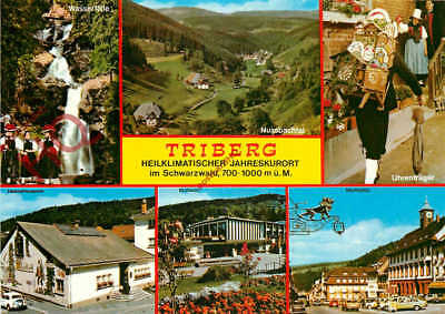 Picture Postcard: Triberg (Multiview)