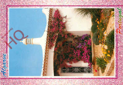 Picture Postcard::Algarve, House Covered In Flowers, Traditional Chimney