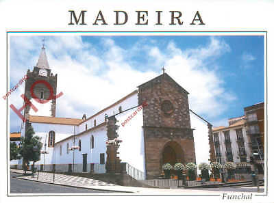 Picture Postcard:;Madeira, Funchal, Catedral