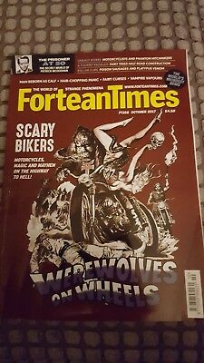 Fortean Times Magazine October 2017