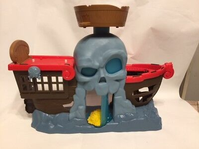 Fisher Price Disney Jake and the Neverland Pirates Pirate Ship Boat