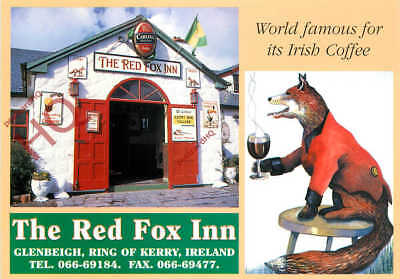 Picture Postcard-:Glenbeigh, The Red Fox Inn