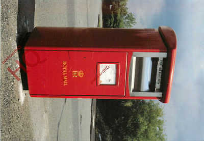 Picture Postcard-:Royal Mail, Metered Mail Posting Box