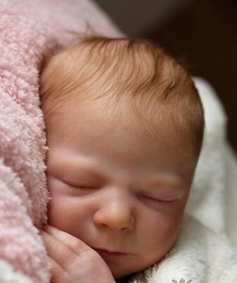 "Reborn Doll Kit ""realborn Sleeping Rebecca"" 19"" (Unpainted)"