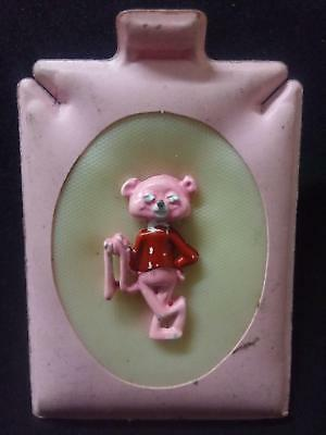 Vintage PINK PANTHER Pin Rare ONLY ONE ON EBAY Cant Find ANYWHERE Else