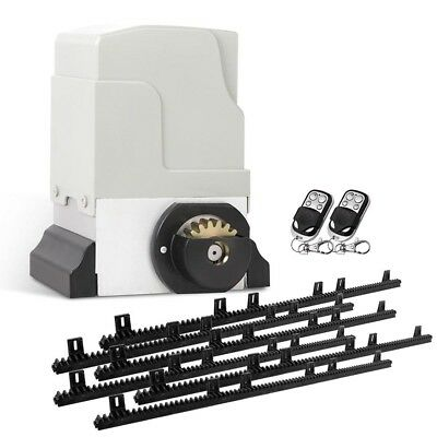 18000KG Automatic Sliding Gate Opener 6M with Remotes