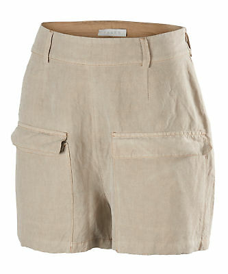FALKE Margherita Shorts Damen Golf Seide/Leinen-Mix