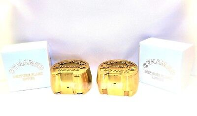 PREMIUM ORIGINAL BRASS Dental Denture Upper & Lower Flask New Lab Professional