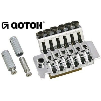 Gotoh GE1996T Floyd-Rose® Tremolo & GHL-2 (43mm) Locking Nut Chrome