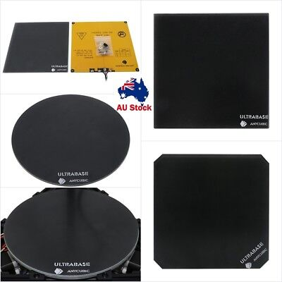AU STOCK Ultrabase Platform Glass Build Plate for 3D Printers MK2 MK3 Heated Bed