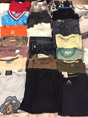 Gros Lot De Vetements Garcon 8 Ans - 20 Pieces