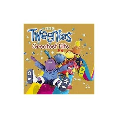 Tweenies - Greatest Hits - Tweenies CD YUVG The Cheap Fast Free Post The Cheap