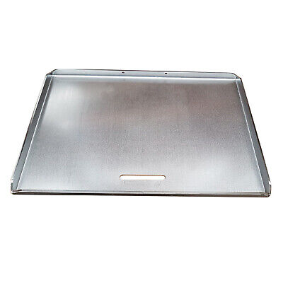New Topnotch Stainless Steel Hot Plate 317x485mm