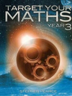 Target Your Maths Year 3: Year 3 by Stephen Pearce 9781906622275