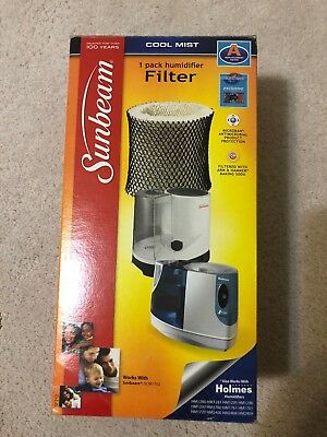 Sunbeam Holmes Scm1702, Type A Humidifier Filter Hwf62 New