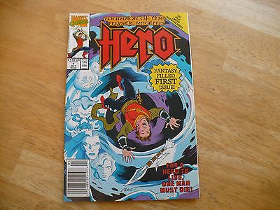 Warrior Of The Mystic Realm: Hero #1 (9.4 Nm) Marvel 5/90-Xtreme Hi-Grade -Nice!