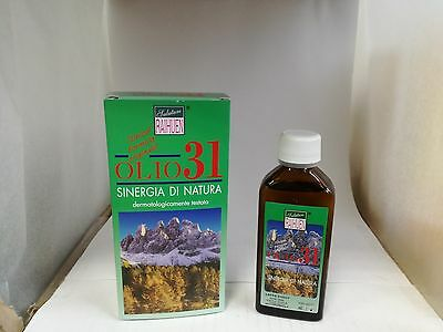 OLIO 31 100 ml Natur Farma . raihuen  + 1 PUNTO JOLLY